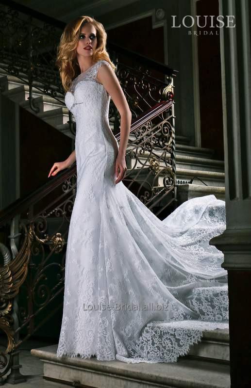 Платье свадебное Вдохновленные любовью Madonna