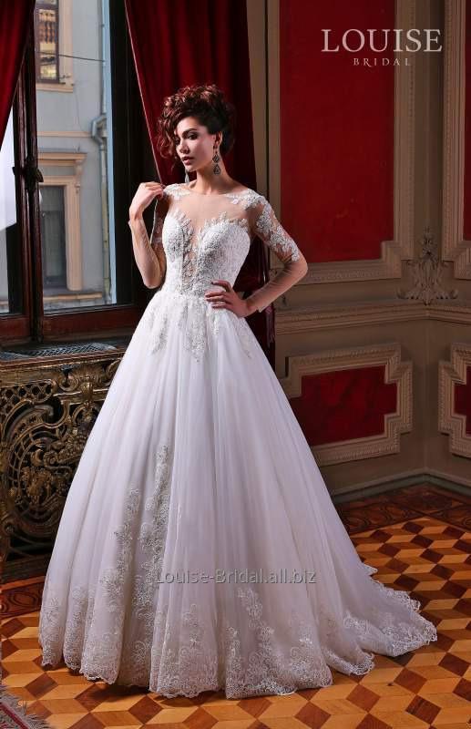 Платье свадебное Вдохновленные любовью Ksenia