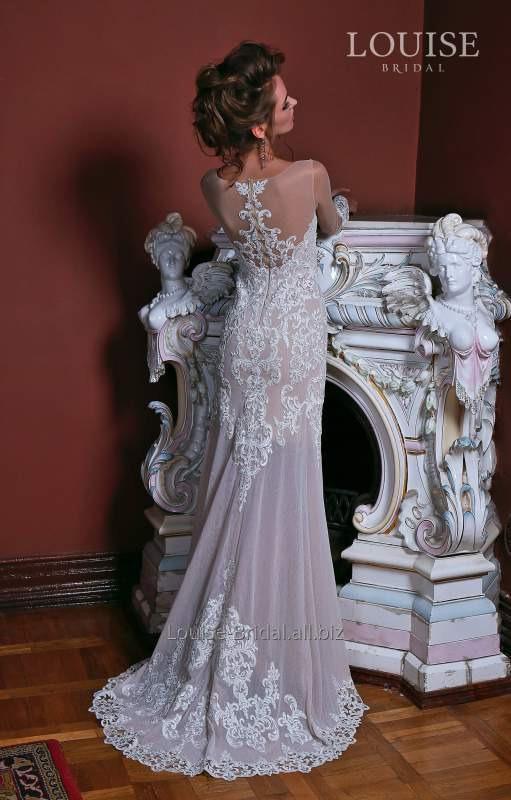 Платье свадебное Вдохновленные любовью Izis