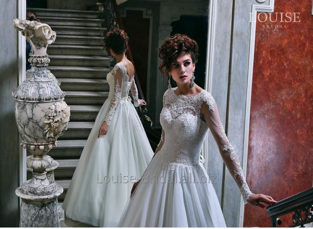 Платье свадебное Вдохновленные любовью Erbi