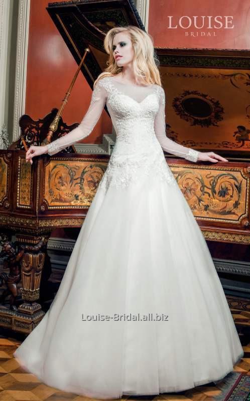 Платье свадебное Вдохновленные любовью Elinia