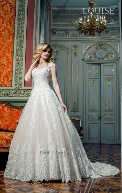 Платье свадебное Вдохновленные любовью Berta