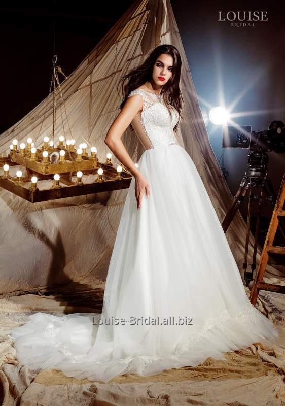 Платье свадебное Волшебные паруса Tina
