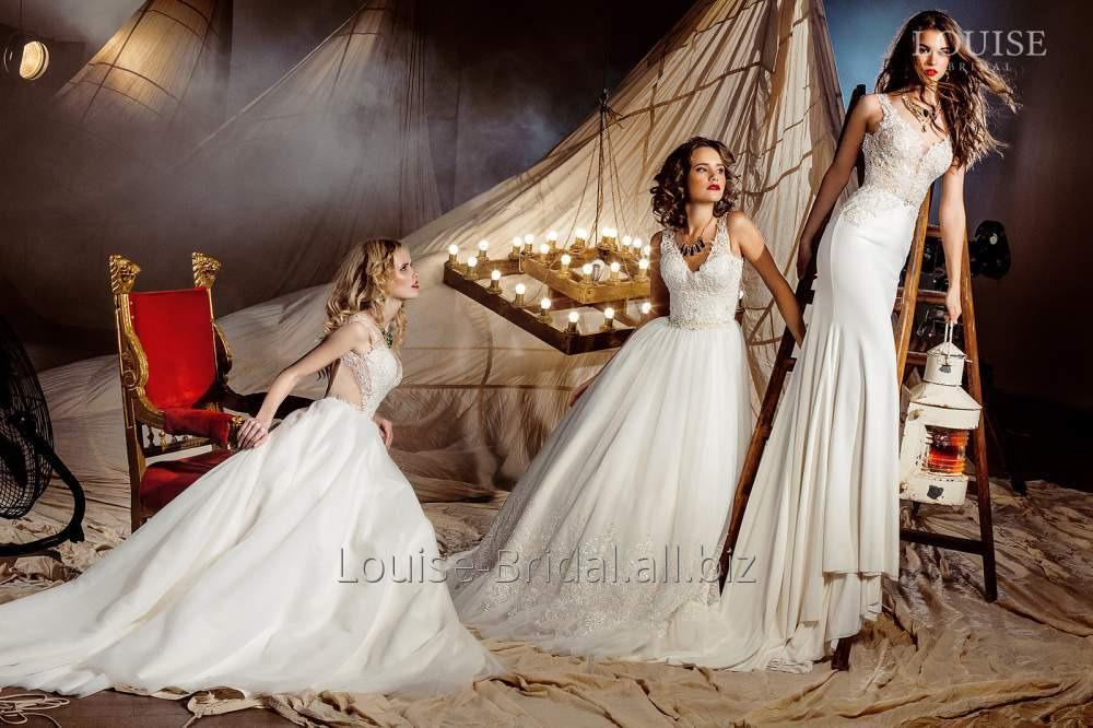 Платье свадебное Волшебные паруса Paola