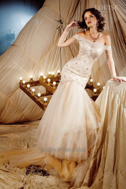 Платье свадебное Волшебные паруса Nora