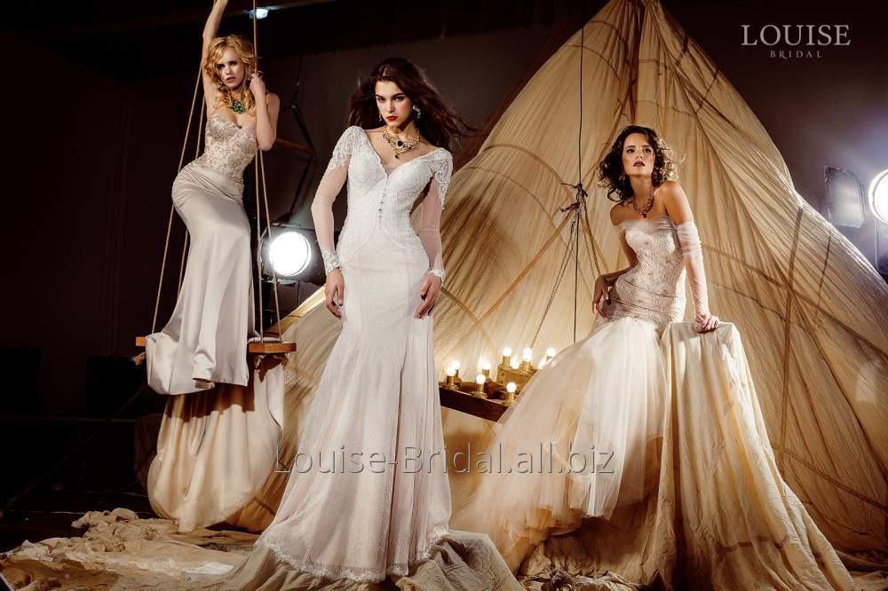 Платье свадебное Волшебные паруса Mercedes