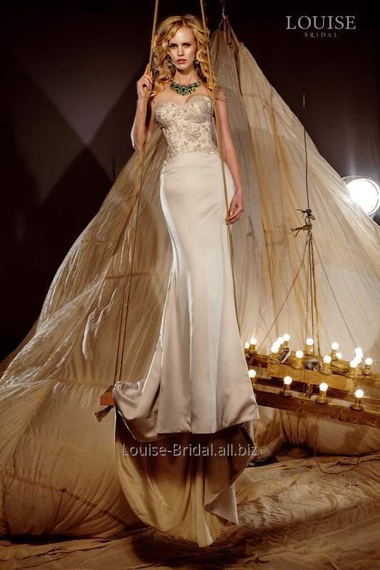 Платье свадебное Волшебные паруса Jesien