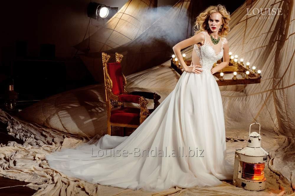 Платье свадебное Волшебные паруса Frida