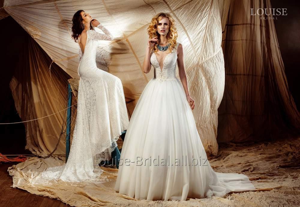 Платье свадебное Волшебные паруса Dolores