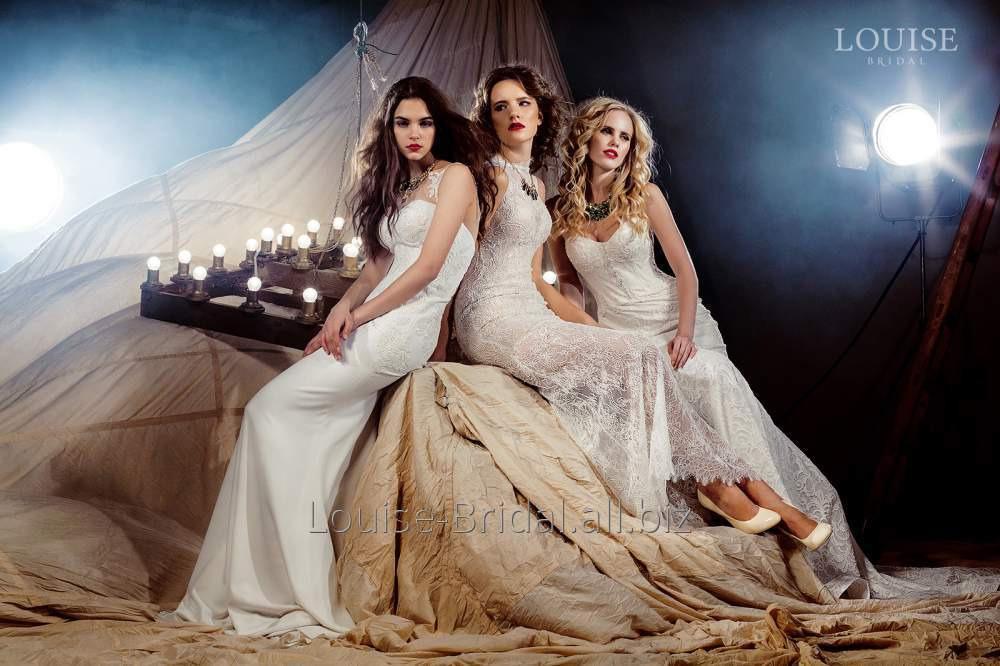Платье свадебное Волшебные паруса Astrid