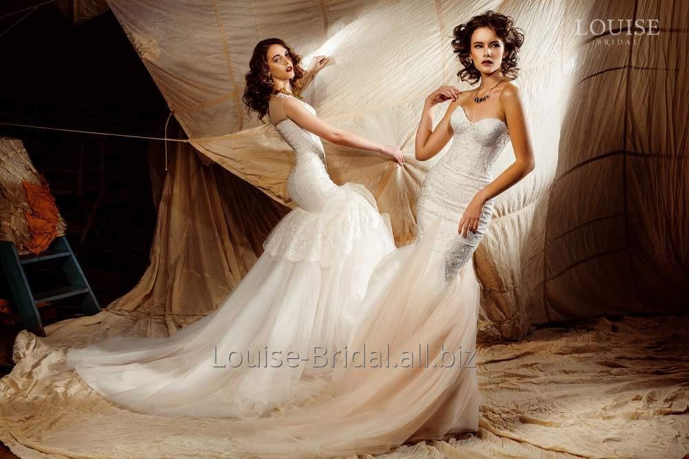 Платье свадебное Волшебные паруса Amelia
