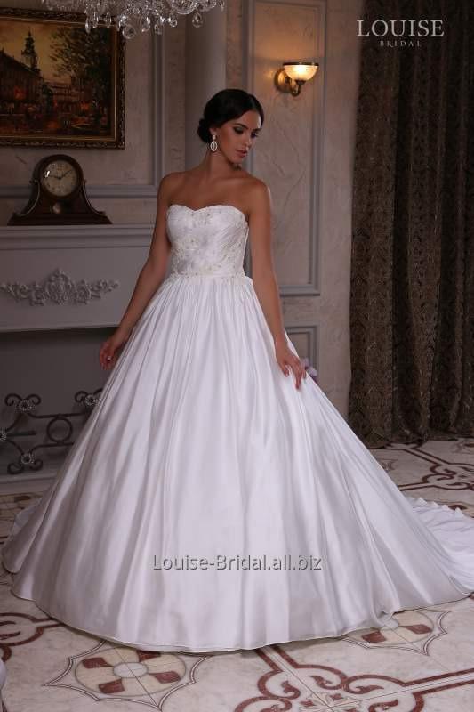 Платье свадебное весна-лето 2015 Louise Bridal Vida