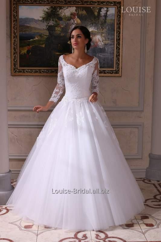 Платье свадебное весна-лето 2015 Louise Bridal Vesta