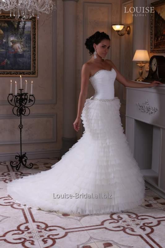 Платье свадебное весна-лето 2015 Louise Bridal Veselina