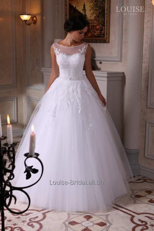 Платье свадебное весна-лето 2015 Louise Bridal Veronika