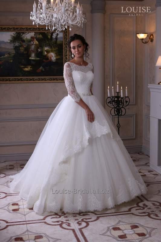 Платье свадебное весна-лето 2015 Louise Bridal Vasilisa