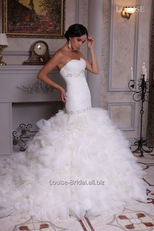 Платье свадебное весна-лето 2015 Louise Bridal Varda