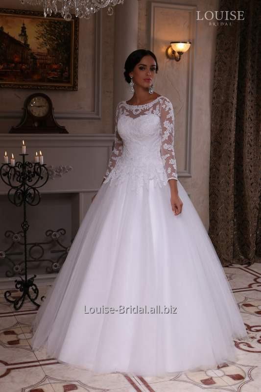 Платье свадебное весна-лето 2015 Louise Bridal Tara