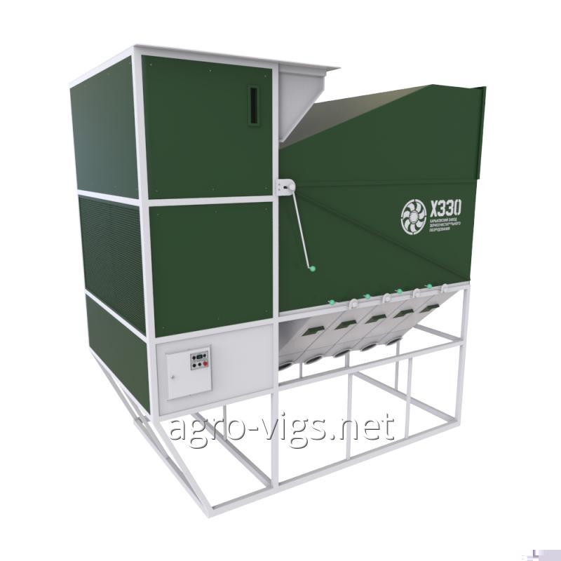 Buy Sorting of seeds ISM-200, cleaning and calibration of grain