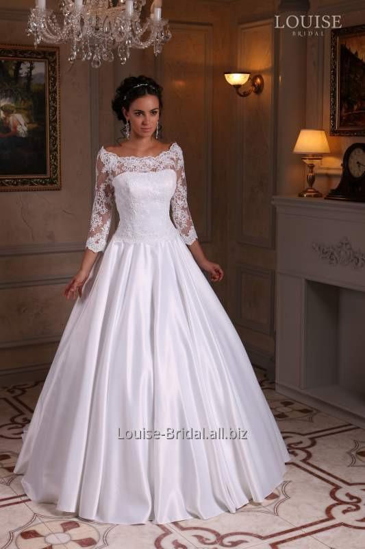 Платье свадебное весна-лето 2015 Louise Bridal Siv