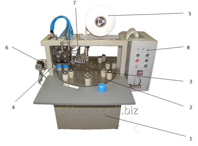 Buy Semi-automatic system for the protection of products