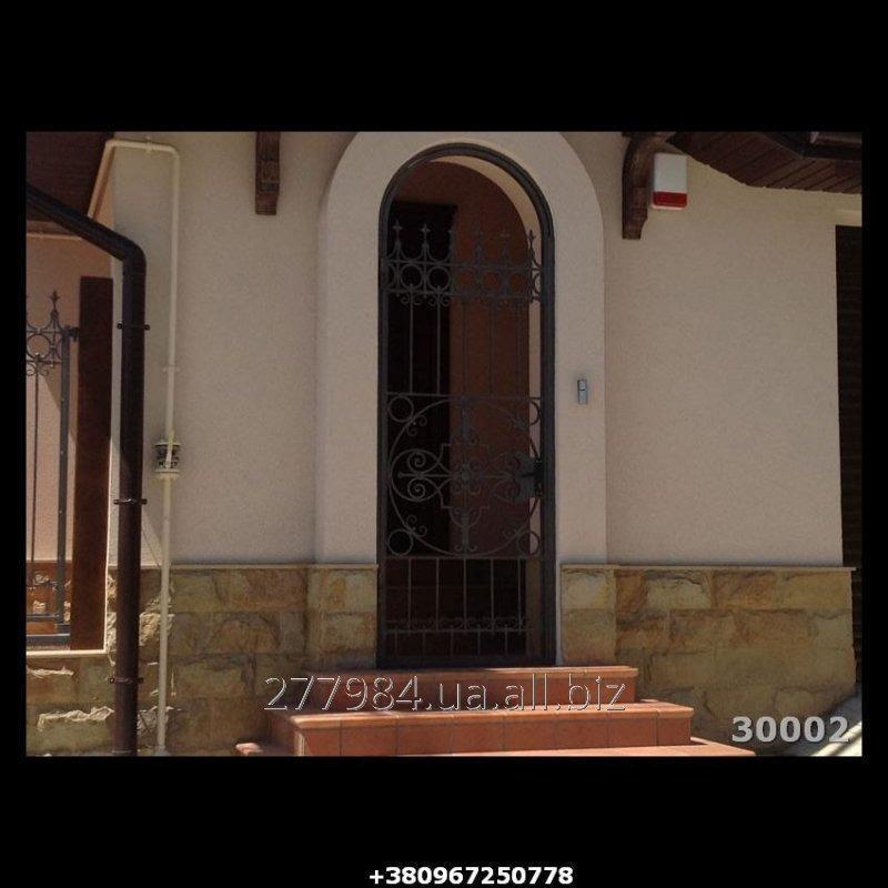 Кованные двери КД 30002