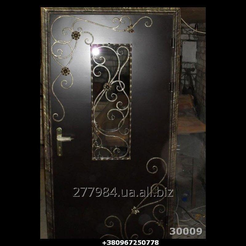 Кованные двери КД 30009