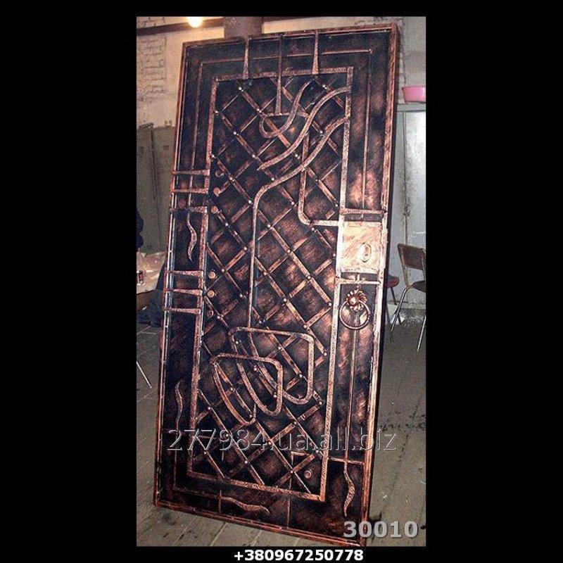 Кованные двери КД 30010