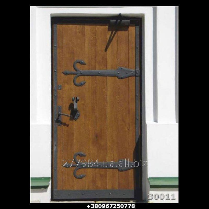 Кованные двери КД 30011