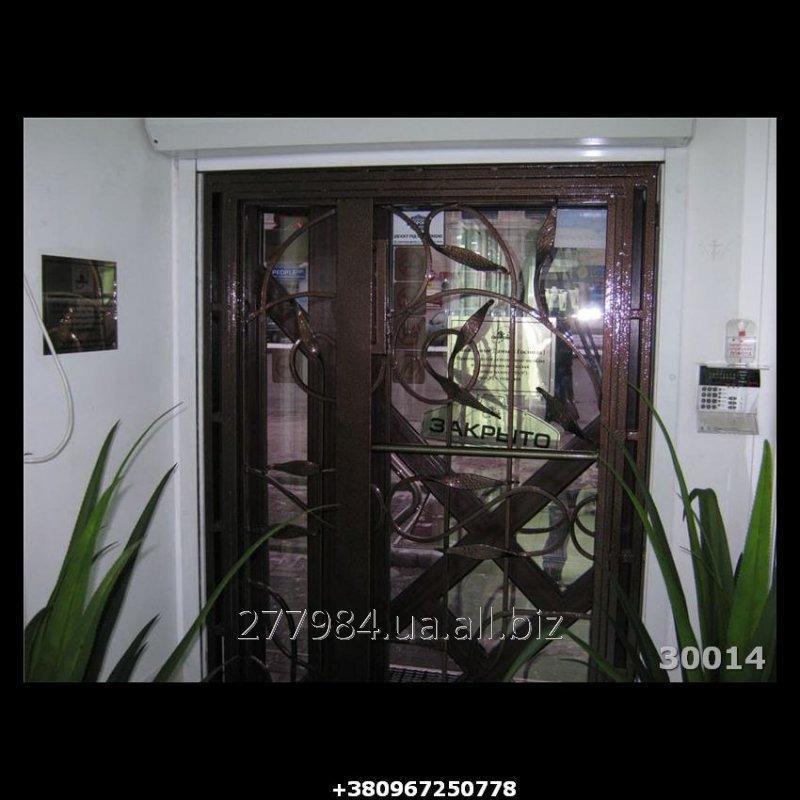 Кованные двери КД 30014