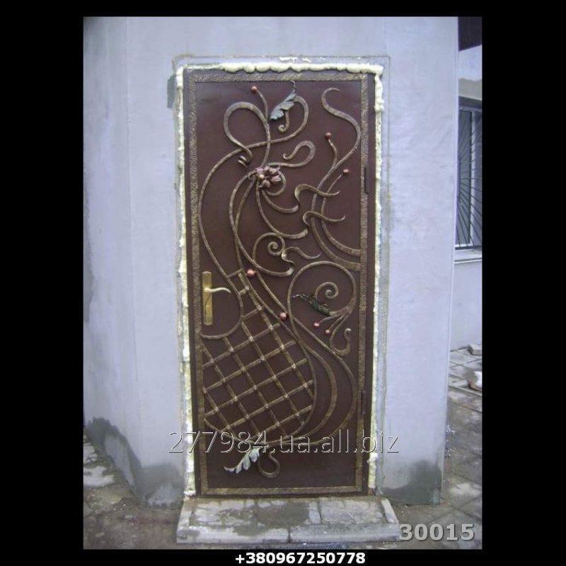 Кованные двери КД 30015