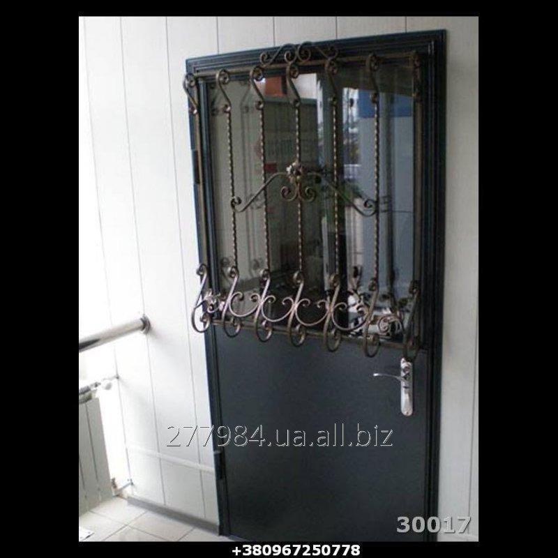 Кованные двери КД 30017
