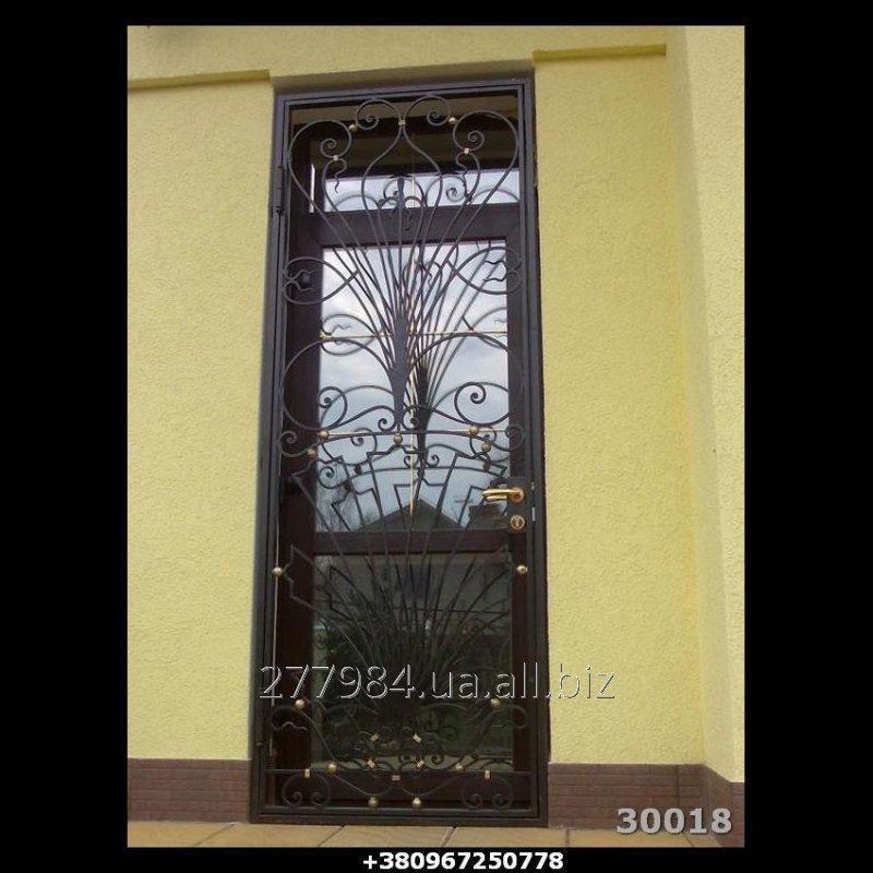 Кованные двери КД 30018