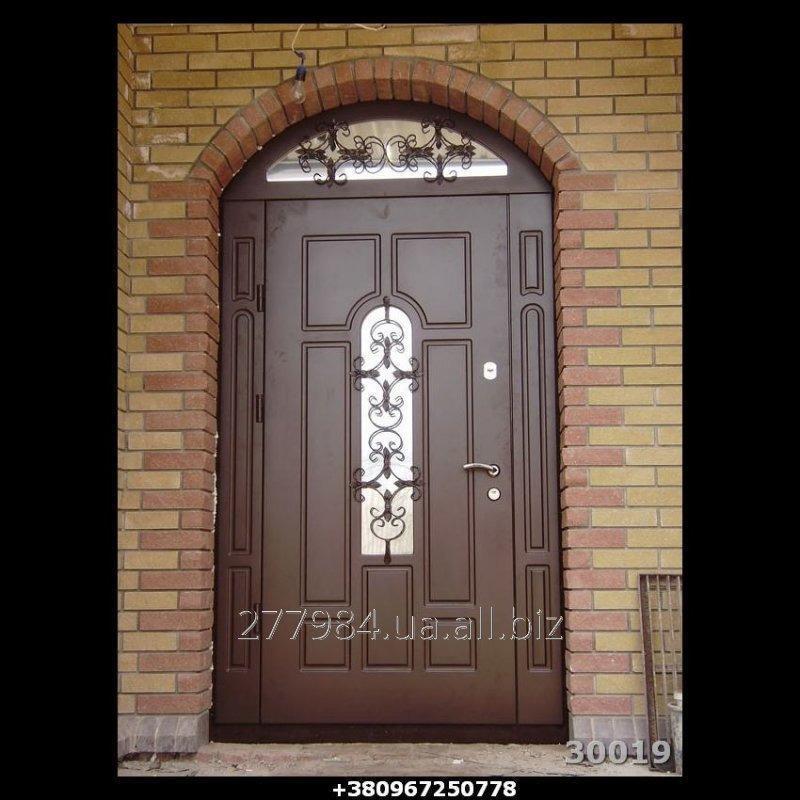 Кованные двери КД 30019