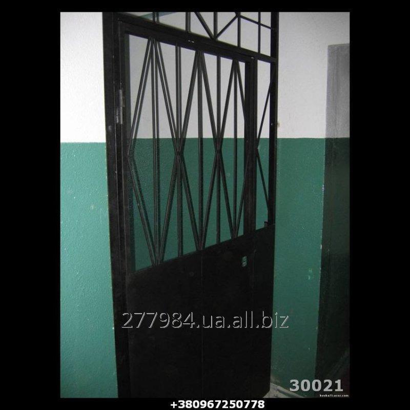 Кованные двери КД 30021