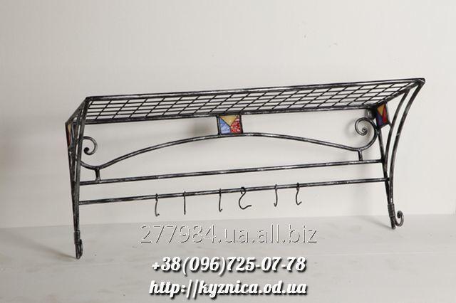 Вешалка настенная Модель КНВ-005