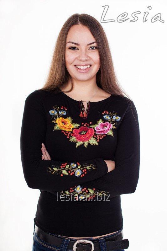 Жіноча вишиванка Мальви код 1131321