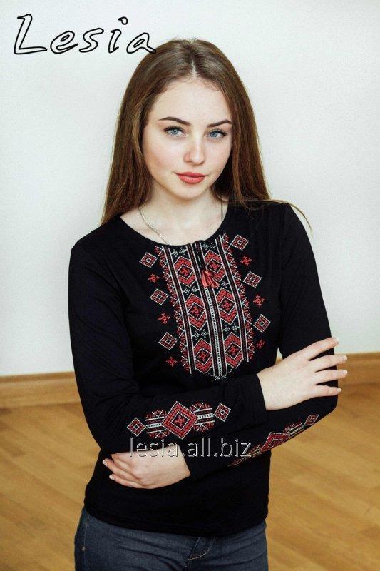 Жіноча вишиванка Гуцулка Нова червона код 1131481