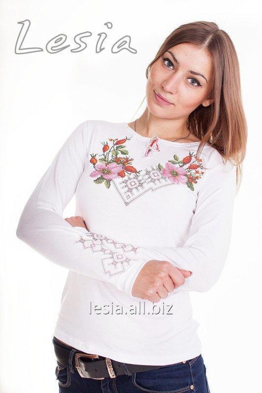 Жіноча вишиванка Шипшина код 1231208