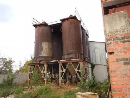 Силос, объёмом 25 м³