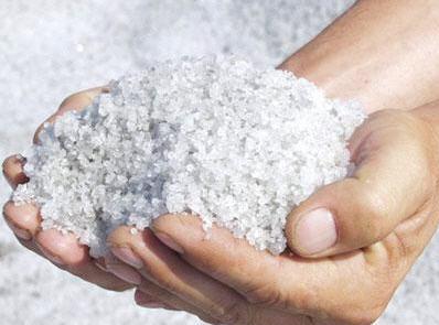 Техническая соль, соль грубый помол, 3 помол