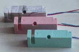 Buy PIShch-6-1,PIShch-6-3 contactless limit switches situation converters inductive slot-hole