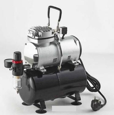 Buy The oil-free compressor for AS186 air brush