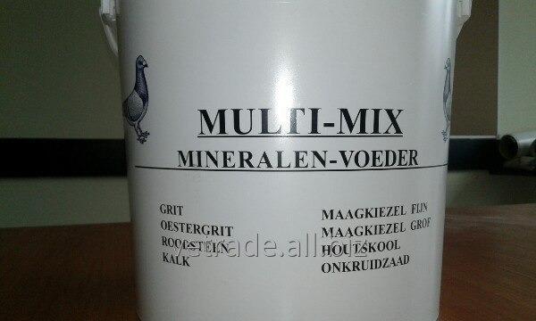 Комплекс мінералів та вітамінів Mieszanka Mineralna Multi Mix, 10кг