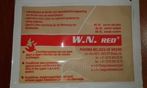 Препарат W.N. RED, 5г
