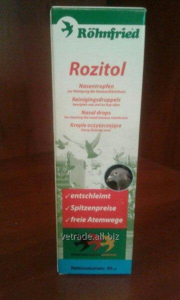 Препарат Rozitol, 50мл