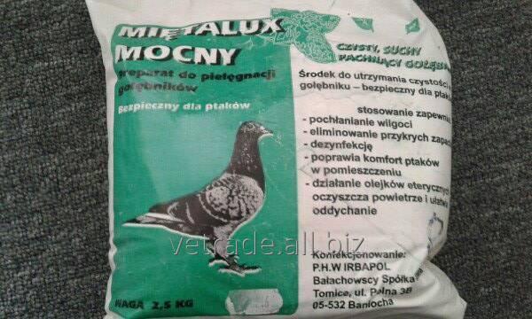 Препарат Mientalux 2,5кг