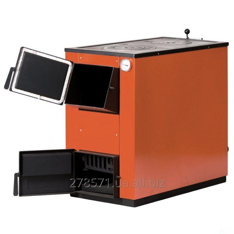 Купить Надёжный котёл 20 кВт с плитой