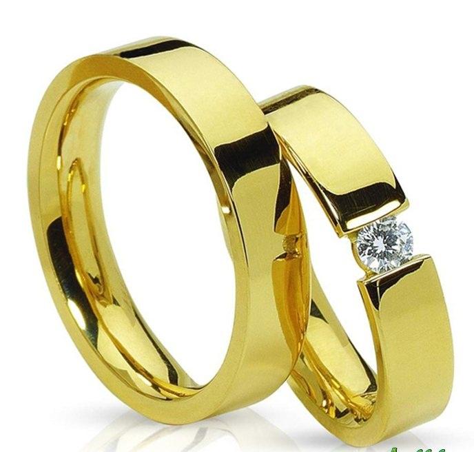 a19b00207218 Кольца обручальные белое, лимонное и красное золото Au 585° и 750°пробы