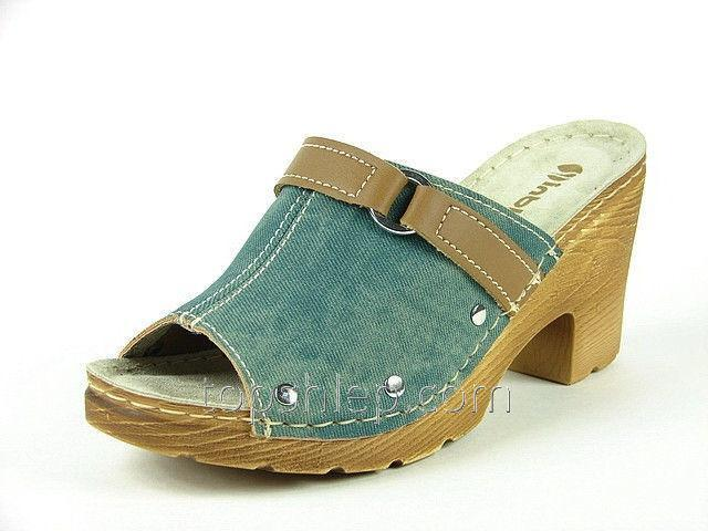Женская обувь Inblu сабо:ZA04JD/01K С 36р по 41р